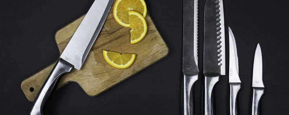 custom chef knives