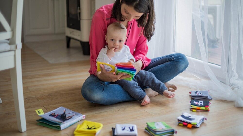 sensory activities for babies and toddlers