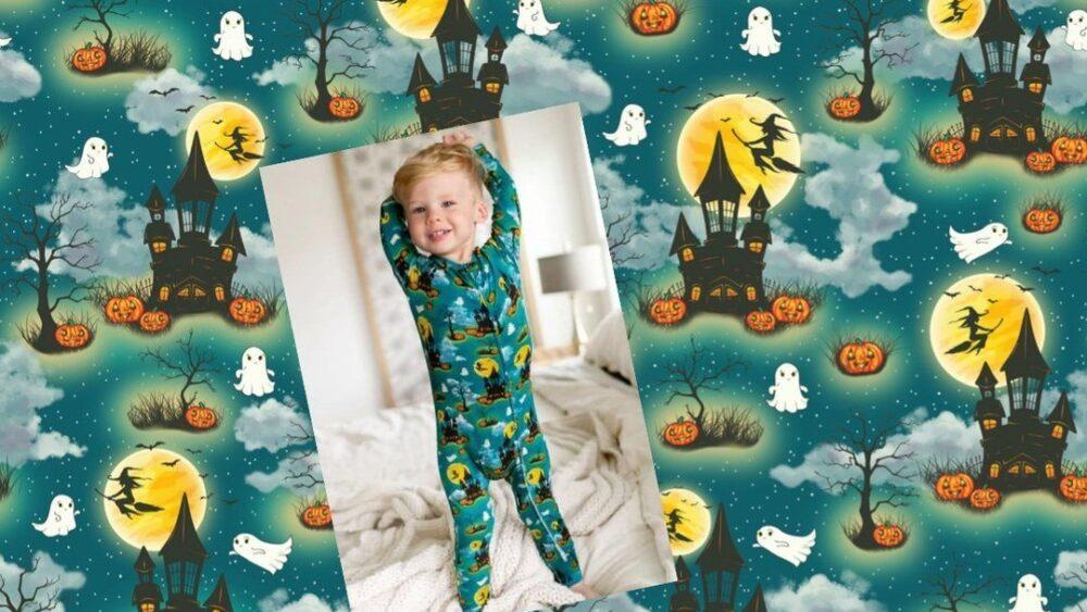 halloween pajamas kids